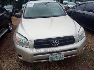 Toyota RAV4 2008 Gold   Cars for sale in Abuja (FCT) State, Katampe