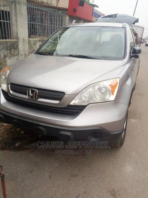 Honda CR-V 2008 2.4 LX 4x4 Automatic Silver | Cars for sale in Lagos State, Isolo