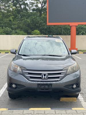 Honda CR-V 2013 Gray | Cars for sale in Lagos State, Lekki