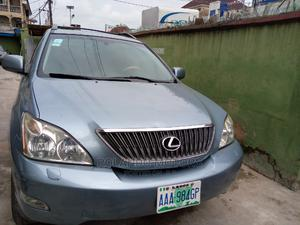 Lexus RX 2007 Blue   Cars for sale in Lagos State, Amuwo-Odofin
