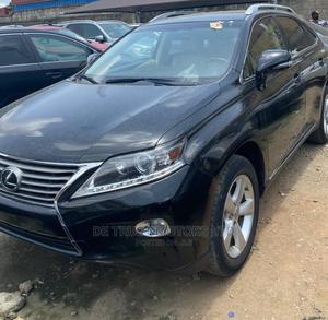 Lexus RX 2013 350 AWD Black | Cars for sale in Lagos State, Apapa