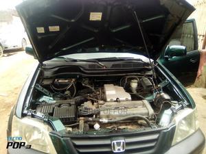 Honda CR-V 2000 Green | Cars for sale in Lagos State, Yaba
