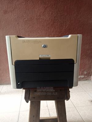 HP Laserjet 1320 Black and White Printer   Printers & Scanners for sale in Abuja (FCT) State, Kubwa