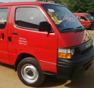 Red Colour Toyota Hiace Bus for Sale   Buses & Microbuses for sale in Taraba State, Yorro