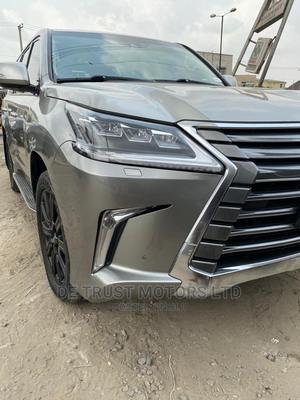 Lexus LX 2016 570 (5 Seats) AWD Gray   Cars for sale in Lagos State, Amuwo-Odofin
