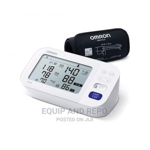 Omron M6 Comfort Automatic Upper Arm Blood Pressure Monitor | Medical Supplies & Equipment for sale in Edo State, Benin City