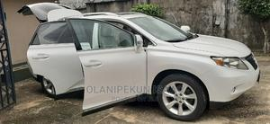 Lexus RX 2011 350 White | Cars for sale in Akwa Ibom State, Eket