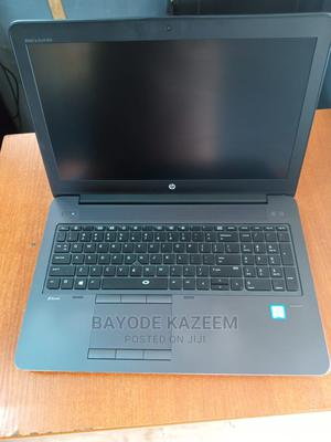 Laptop HP ZBook 15 G4 16GB Intel Core I7 SSD 512GB | Laptops & Computers for sale in Abuja (FCT) State, Wuye