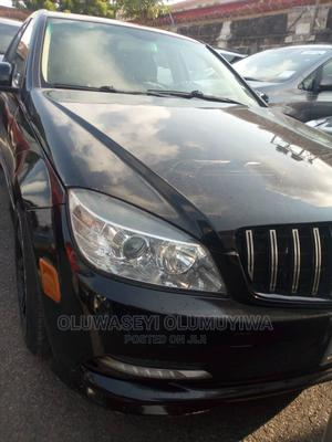 Mercedes-Benz C300 2011 Black   Cars for sale in Lagos State, Amuwo-Odofin