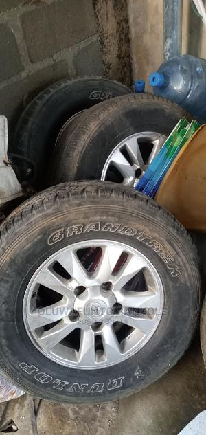 Alloy Rims and Tires for Sale. | Vehicle Parts & Accessories for sale in Lagos State, Ikoyi
