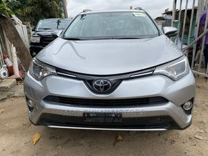 Toyota RAV4 2016 XLE AWD (2.5L 4cyl 6A) Gray | Cars for sale in Lagos State, Ikeja