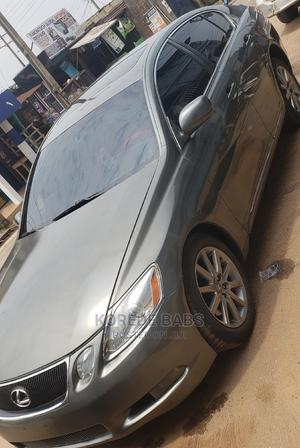 Lexus GS 2006 300 AWD Gray   Cars for sale in Lagos State, Ojodu