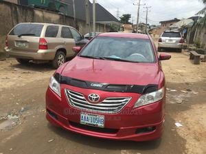 Toyota Camry 2008 Red | Cars for sale in Lagos State, Gbagada