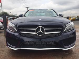 Mercedes-Benz C300 2015 Blue   Cars for sale in Lagos State, Ikeja