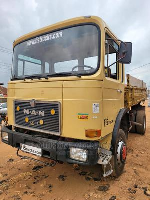 Man Diesel 19.281 Tipper. Auxiliary. 6cylinder. | Trucks & Trailers for sale in Osun State, Ife