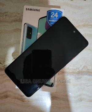 Samsung Galaxy A51 128 GB Green | Mobile Phones for sale in Edo State, Benin City