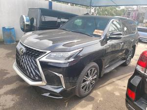 Lexus LX 2020 Black | Cars for sale in Abuja (FCT) State, Central Business Dis