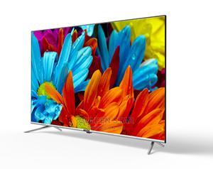 2021 New LG 65''inch UHD Andriod 4K SMART Flameles TV +2 Yrs | TV & DVD Equipment for sale in Lagos State, Ojo