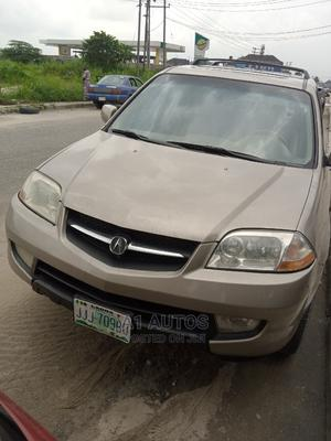 Acura MDX 2003 3.5L 4x4 Brown   Cars for sale in Rivers State, Port-Harcourt
