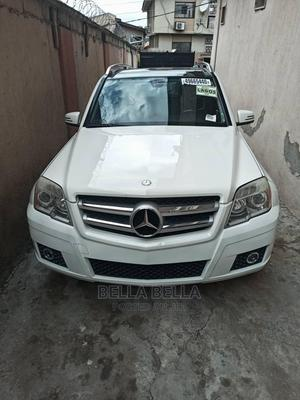 Mercedes-Benz GLK-Class 2010 White   Cars for sale in Lagos State, Magodo