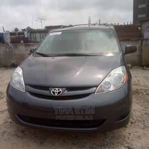 Toyota Sienna 2006 LE AWD Gray | Cars for sale in Lagos State, Victoria Island