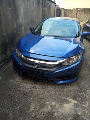 Honda Accord 2017 Blue   Cars for sale in Lagos State, Ikeja