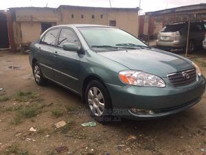 Toyota Corolla 2003 Sedan Gray | Cars for sale in Lagos State, Badagry