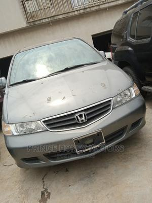 Honda Odyssey 2002 2.3 4WD Gray   Cars for sale in Lagos State, Ifako-Ijaiye