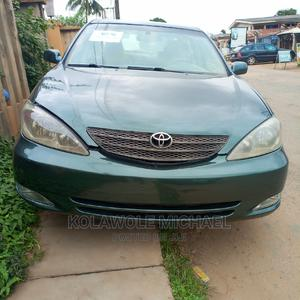 Toyota Camry 2004 Green | Cars for sale in Oyo State, Akinyele