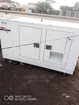 Mikano Soundproof Generators   Electrical Equipment for sale in Rivers State, Port-Harcourt
