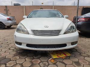 Lexus ES 2002 300 White | Cars for sale in Lagos State, Ikeja