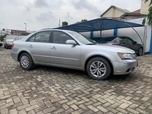 Hyundai Sonata 2010 Silver | Cars for sale in Lagos State, Ikeja