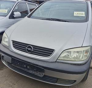Opel Zafira 2004 1.6 Silver | Cars for sale in Oyo State, Ibadan