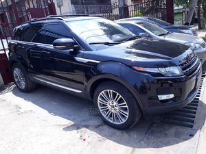 Land Rover Range Rover Evoque 2013 Black | Cars for sale in Lagos State, Isolo