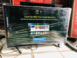 """Samsung 32"""" Smart 4K   TV & DVD Equipment for sale in Rivers State, Port-Harcourt"""
