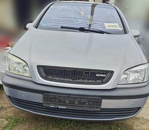 Opel Zafira 2004 1.8 Gray | Cars for sale in Oyo State, Ibadan