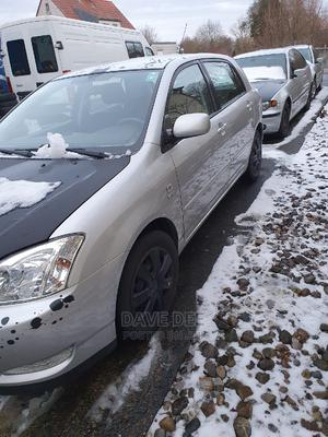 Toyota Corolla 2003 Liftback Silver | Cars for sale in Abuja (FCT) State, Dakwo District