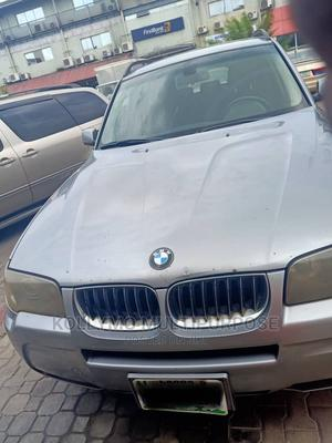 BMW X3 2006 3.0i Sports Activity Silver | Cars for sale in Lagos State, Surulere