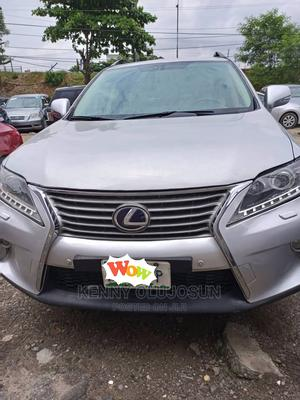 Lexus RX 2014 Silver   Cars for sale in Lagos State, Alimosho