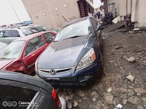 Honda Accord 2007 Sedan EX-L V-6 Automatic Gray   Cars for sale in Lagos State, Apapa