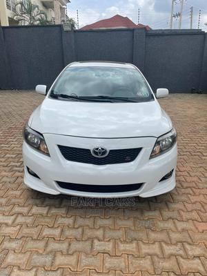 Toyota Corolla 2009 White | Cars for sale in Abuja (FCT) State, Gudu