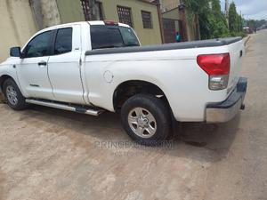 Toyota Tundra 2008 White   Cars for sale in Lagos State, Ikeja