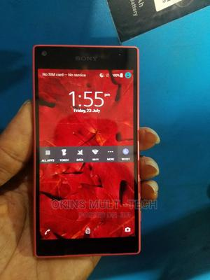 Sony Xperia S 32 GB Rose Gold   Mobile Phones for sale in Lagos State, Ikeja