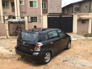 Toyota Corolla Verso 2008 Black | Cars for sale in Lagos State, Alimosho
