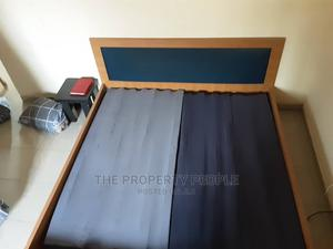 Wooden Bed Frame | Furniture for sale in Abuja (FCT) State, Kubwa