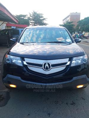 Acura MDX 2008 Black | Cars for sale in Lagos State, Mushin