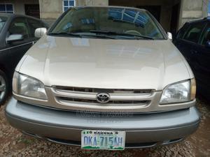 Toyota Sienna 1999 Gold | Cars for sale in Kaduna State, Kaduna / Kaduna State