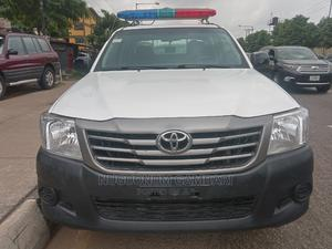 Toyota Hilux 2013 White   Cars for sale in Lagos State, Ogba