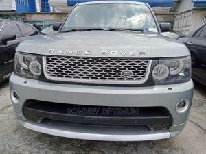 Land Rover Range Rover Sport 2010 Silver | Cars for sale in Rivers State, Port-Harcourt