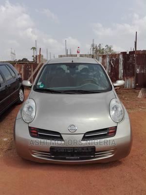 Nissan Micra 2005 Gray | Cars for sale in Oyo State, Ibadan